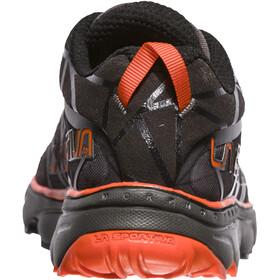 La Sportiva Helios 2.0 Running Shoes Men Black/Tangerine